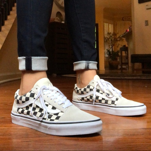 white checkerboard old skool vans. M 5b4a8d4c04e33d2a20fee21f 910a5be81
